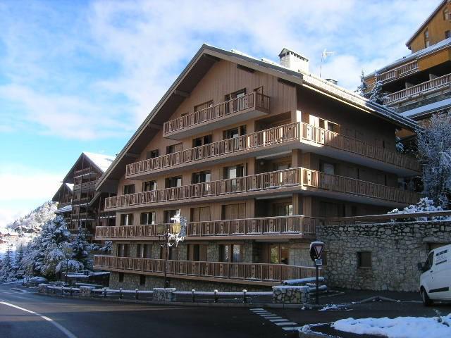 Alquiler al esquí Résidence les Silènes - Méribel
