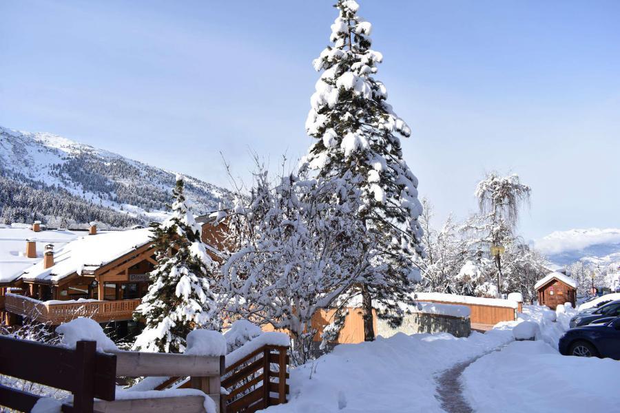 Location au ski Studio coin montagne 4 personnes (002) - Résidence les Silènes - Méribel