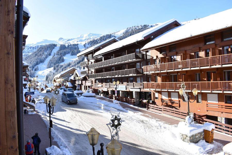 Alquiler al esquí Apartamento 3 piezas para 7 personas (16) - Résidence les Silènes - Méribel - Invierno