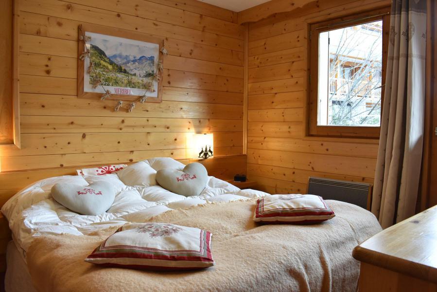 Alquiler al esquí Apartamento 3 piezas para 7 personas (16) - Résidence les Silènes - Méribel - Apartamento