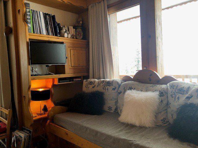 Location au ski Appartement 3 pièces 7 personnes (16) - Résidence les Silènes - Méribel - Appartement