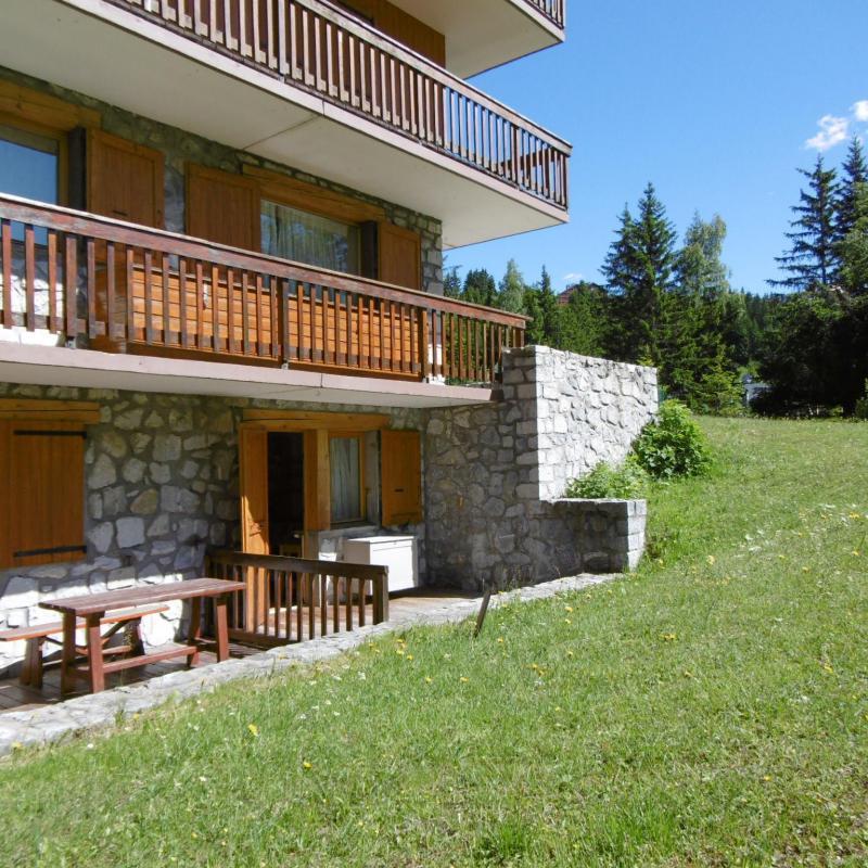 Location au ski Studio coin montagne 3 personnes (005) - Résidence Méribel - Méribel