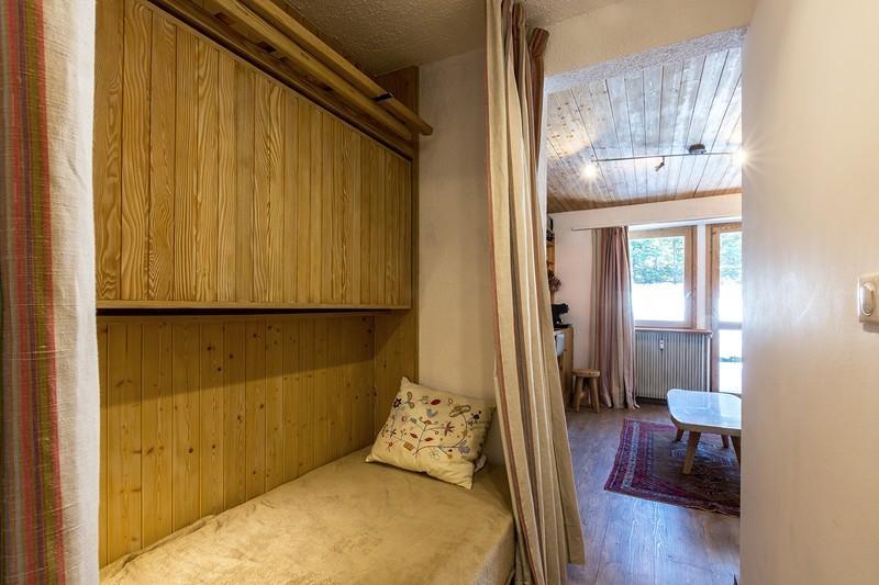 Location au ski Studio coin montagne 3 personnes (005) - Résidence Méribel - Méribel - Appartement