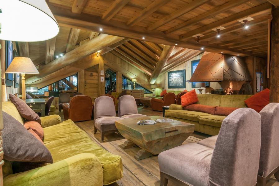 Location au ski Residence P&v Premium Les Fermes De Meribel - Méribel - Réception