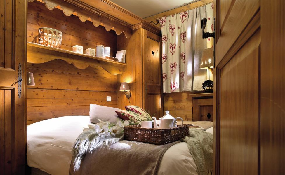 Alquiler al esquí Résidence P&V Premium les Fermes de Méribel - Méribel - Habitación