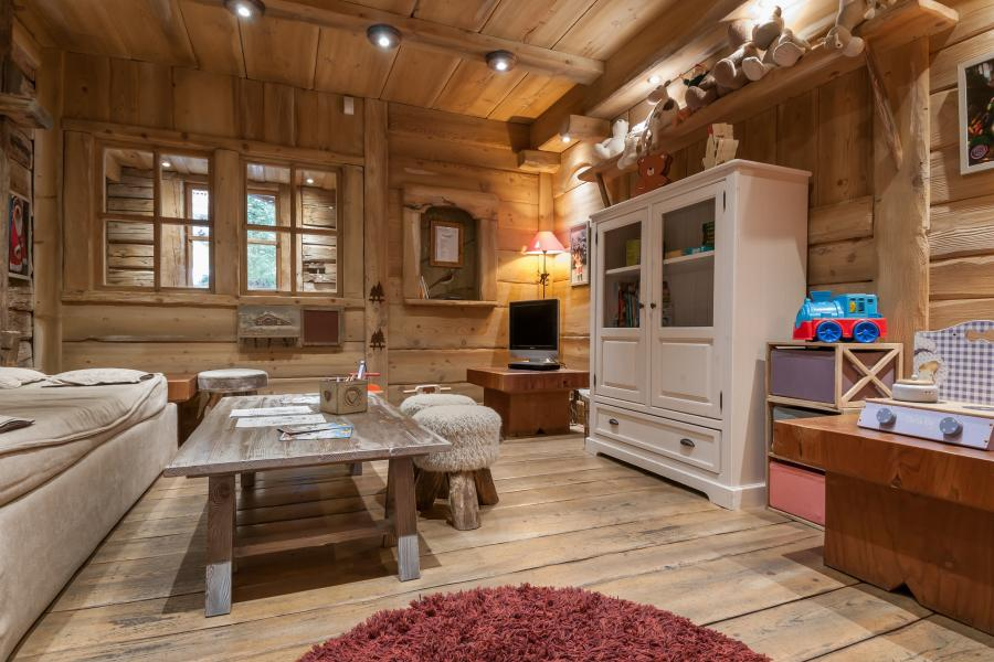 Location au ski Residence P&v Premium Les Fermes De Meribel - Méribel - Jeux