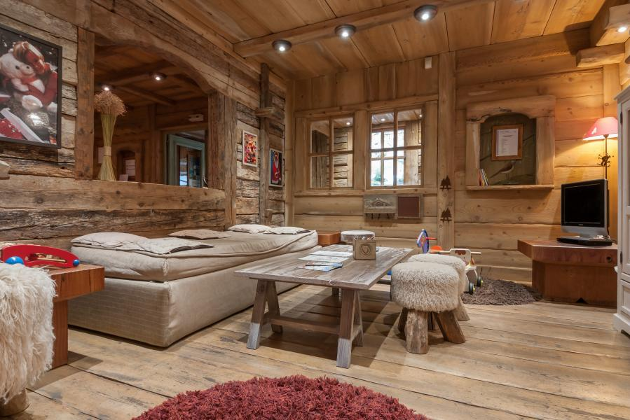 Alquiler al esquí Résidence P&V Premium les Fermes de Méribel - Méribel