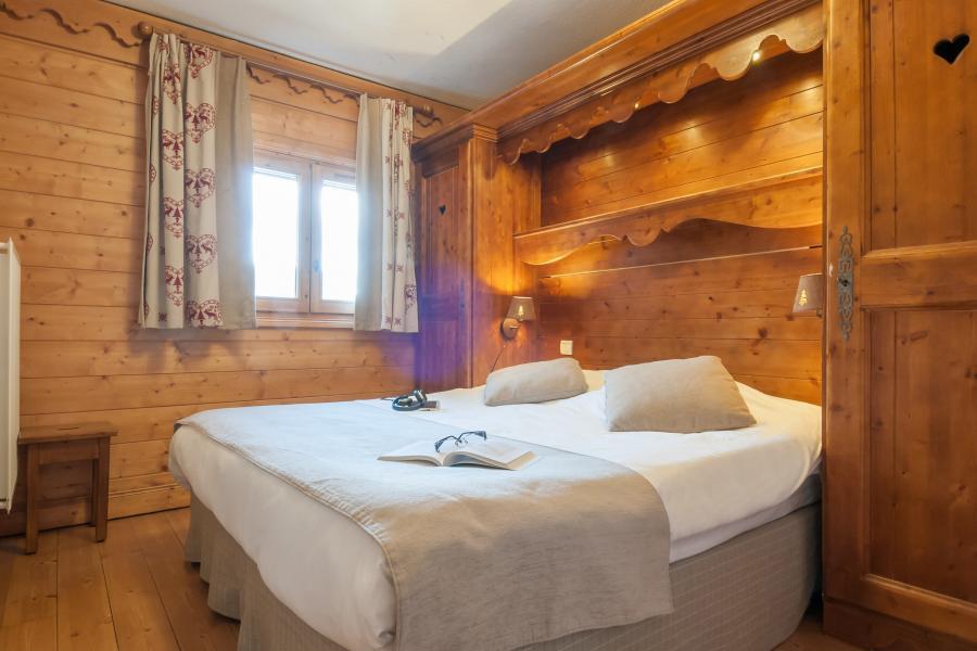 Location au ski Residence P&v Premium Les Fermes De Meribel - Méribel - Lit double