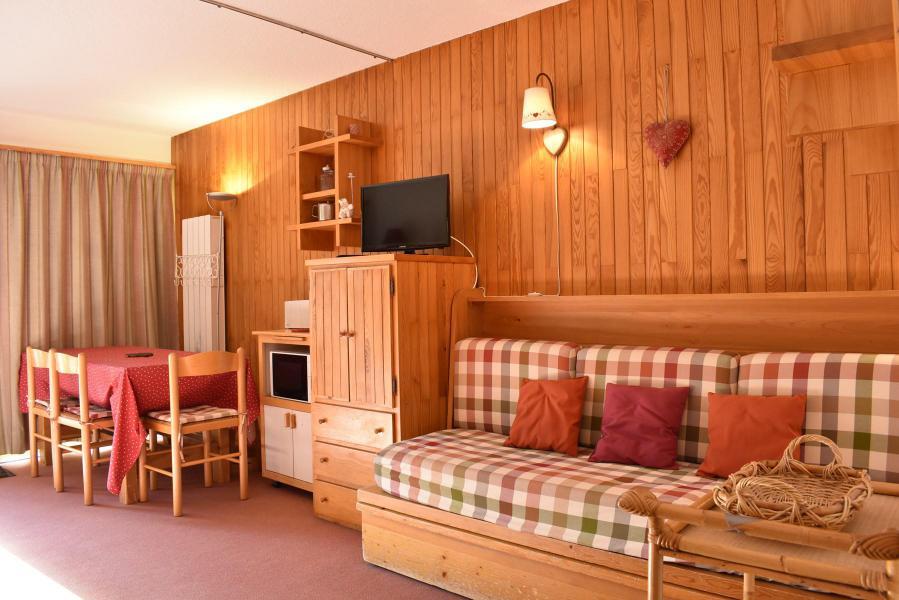Alquiler al esquí Estudio para 4 personas (3A63) - Résidence Peclet-en Garnet - Méribel