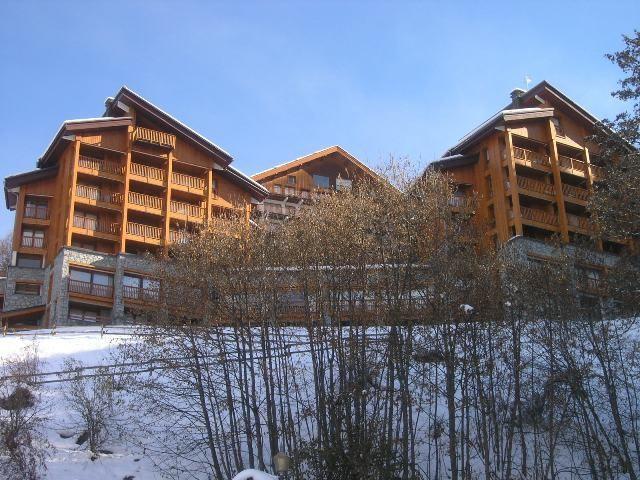 Alquiler al esquí Estudio para 4 personas (A62) - Résidence Peclet-en Garnet - Méribel