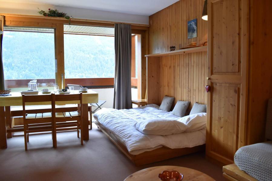 Location au ski Studio 4 personnes (A62) - Résidence Peclet-en Garnet - Méribel