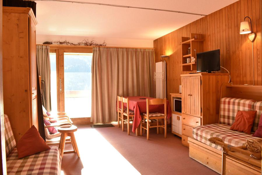 Alquiler al esquí Estudio para 4 personas (3A63) - Résidence Peclet-en Garnet - Méribel - Apartamento