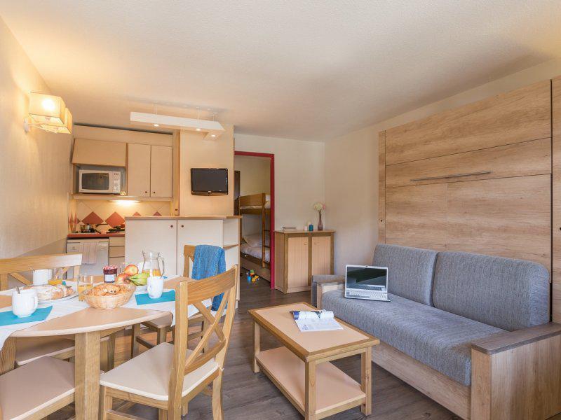 Location au ski Studio cabine 4 personnes - Résidence Pierre et Vacances les Ravines - Méribel