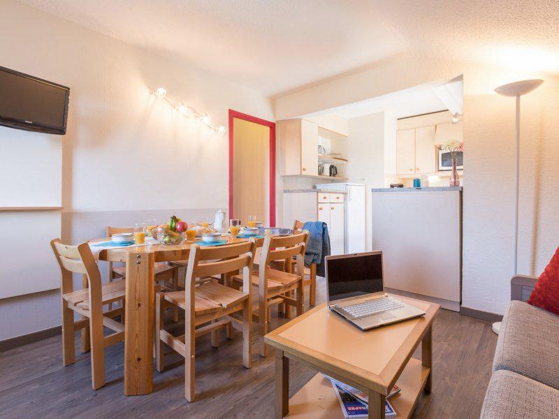Location au ski Appartement 2 pièces cabine 6 personnes - Résidence Pierre et Vacances les Ravines - Méribel