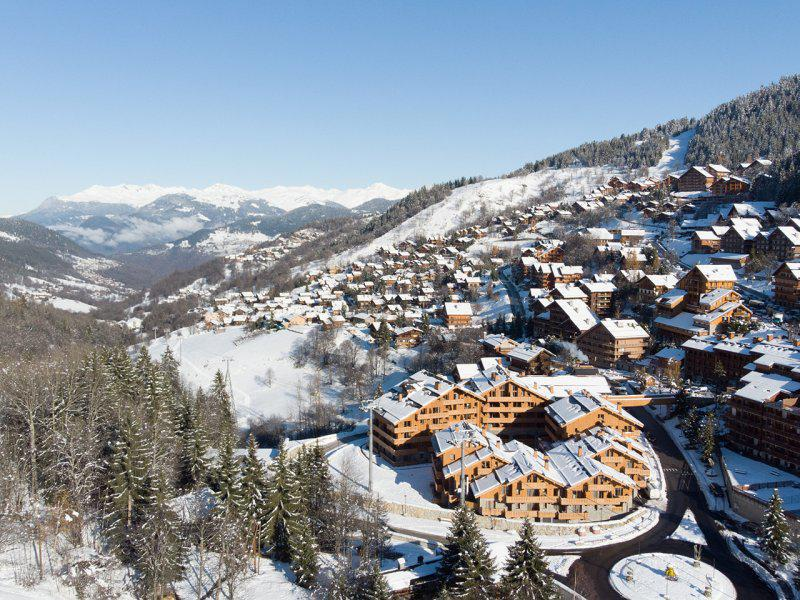 Location au ski Résidence Pierre & Vacances l'Hévana - Méribel
