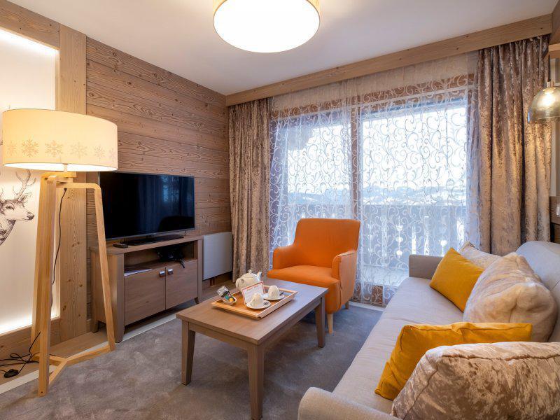 Location au ski Appartement 2 pièces 4 personnes - Résidence Pierre & Vacances l'Hévana - Méribel