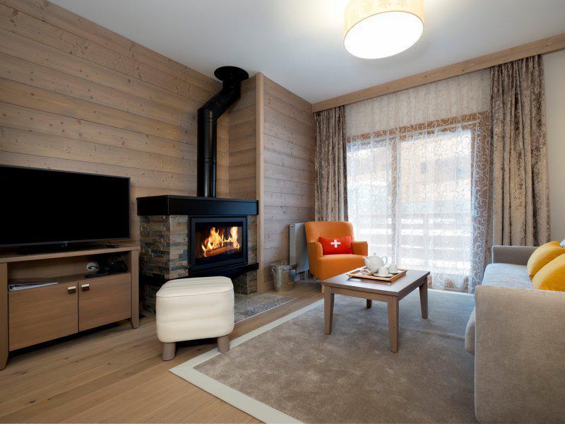 Location au ski Appartement 3 pièces 6 personnes - Résidence Pierre & Vacances l'Hévana - Méribel