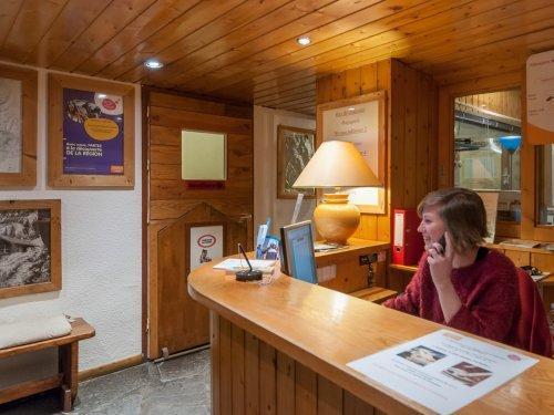 Location au ski Résidence Pierre & Vacances le Peillon - Méribel - Réception