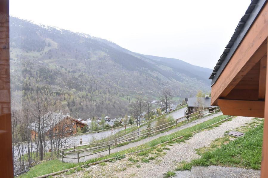Location au ski Appartement 1 pièces 3 personnes (B81) - Résidence Polset - Méribel