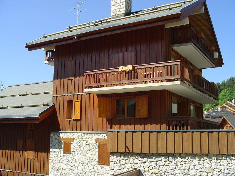 Location au ski Residence Surf - Méribel