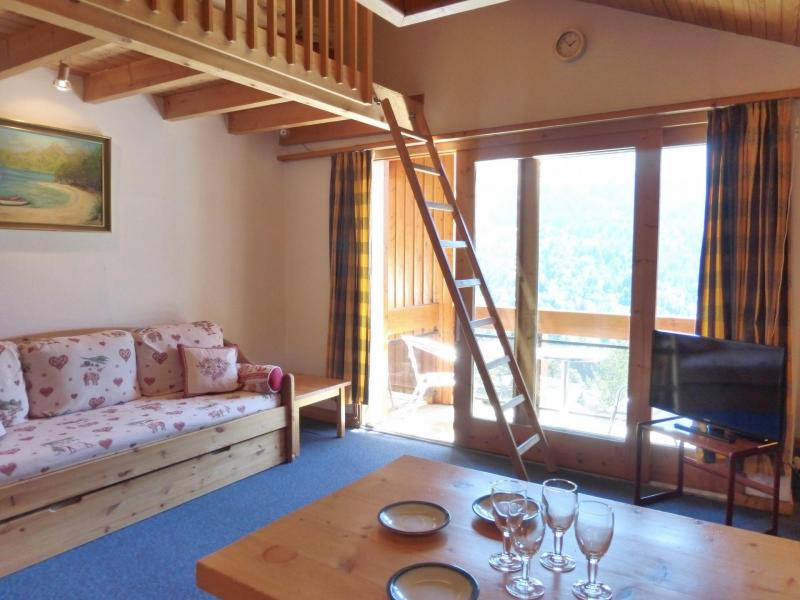 Location au ski Appartement 2 pièces 4 personnes (5) - Résidence Trois Marches Bat C - Méribel