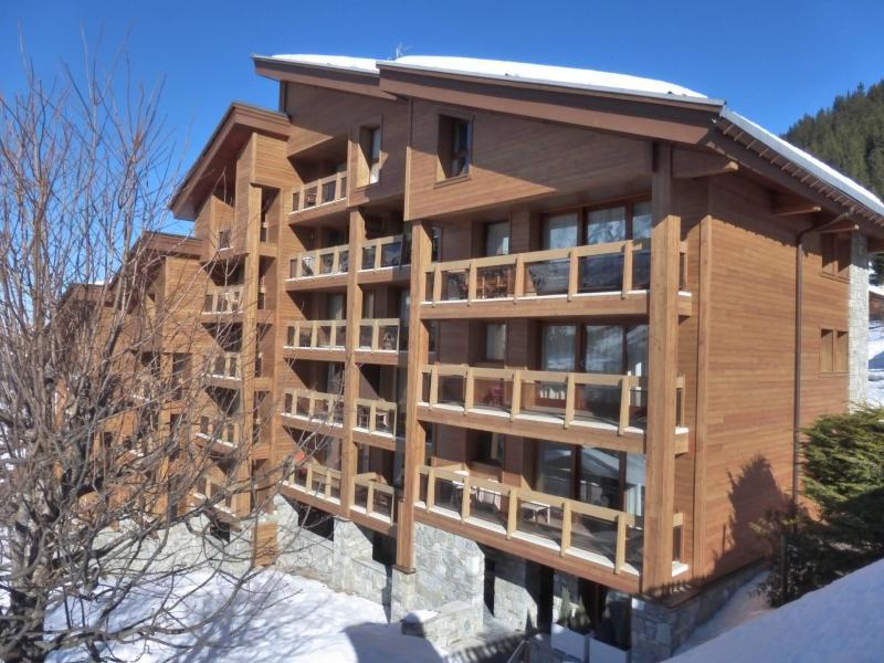Location au ski Résidence Trois Marches Bat C - Méribel