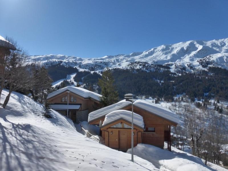 Skiverleih 2-Zimmer-Appartment für 4 Personen (1) - Résidence Trois Marches Bat C - Méribel