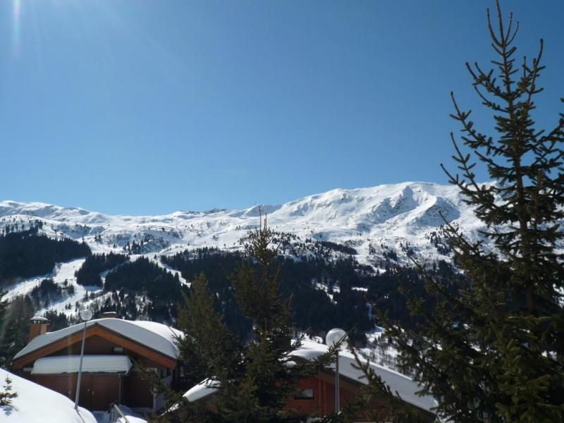 Location au ski Appartement 3 pièces 5 personnes - Résidence Trois Marches Bat D - Méribel - Extérieur hiver