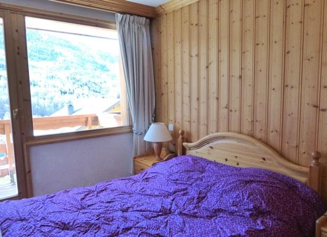 Location au ski Appartement 3 pièces 6 personnes (01) - Residence Tsanteleina - Méribel - Chambre
