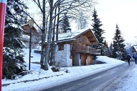 Location Méribel : Chalet Bonmartin hiver