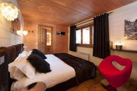 Location au ski Chalet Brioche - Méribel - Chambre