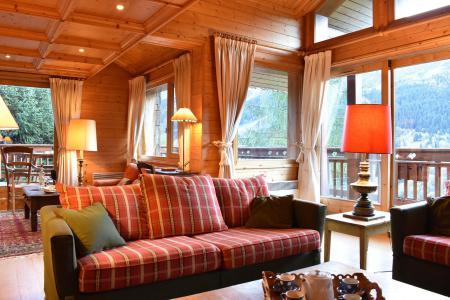 Аренда на лыжном курорте Шале 6 комнат 12 чел. - Chalet Cret Voland - Méribel - апартаменты