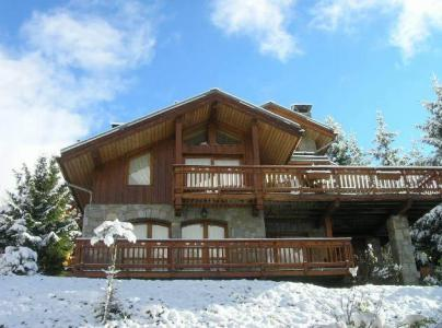 Location au ski Chalet 6 pièces 12 personnes - Chalet Cret Voland - Méribel