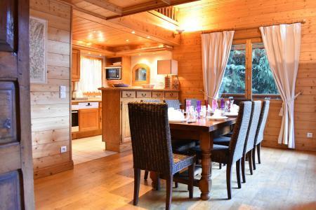 Location au ski Chalet 6 pièces 12 personnes - Chalet Cret Voland - Méribel - Appartement