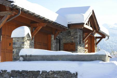 Week end au ski Chalet Iona