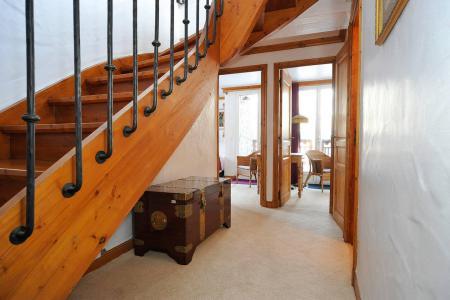Alquiler al esquí Chalet Iona - Méribel - Escalera