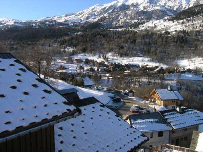 Location au ski Chalet 4 pièces 12 personnes - Chalet la Gittaz - Méribel