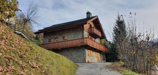 Location au ski Chalet le Grillon - Méribel