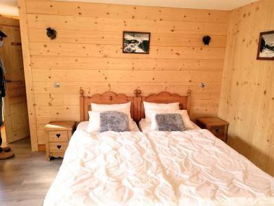Rent in ski resort Chalet Le Lys Blanc - Méribel - Bedroom