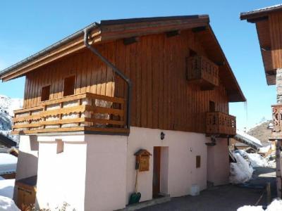 Location au ski Chalet Les Noisettes - Méribel
