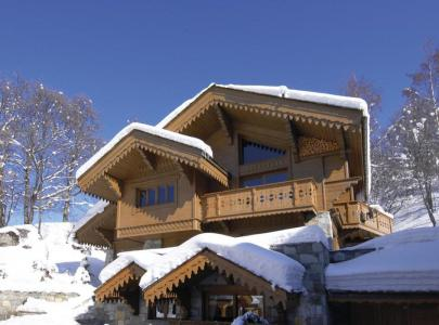 Rental Méribel : Chalet Mariefleur summer