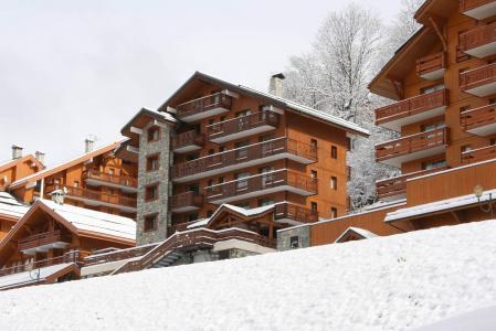Location Méribel : Chalet Vallon hiver