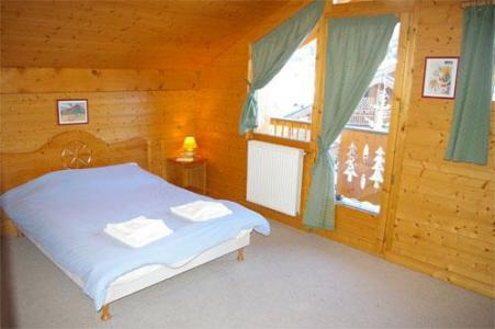 Location au ski Chalet Vallon - Méribel - Chambre mansardée