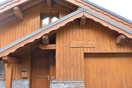 Location au ski Chalet 6 pièces 12 personnes - Chalet Vent de Galerne - Méribel