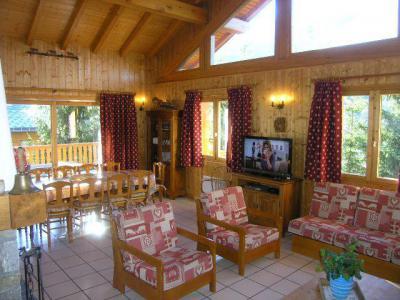 Location au ski Chalet 6 pièces 12 personnes - Chalet Vent de Galerne - Méribel - Appartement