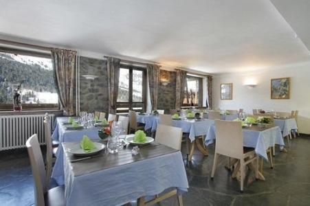 Location au ski Hotel Eliova Le Genepi - Méribel - Intérieur