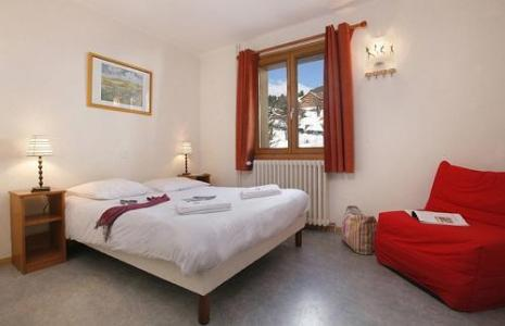 Skiverleih Hôtel Eliova le Génépi - Méribel - Schlafzimmer