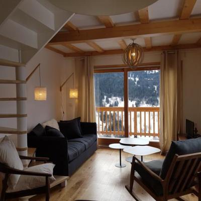 Location au ski Appartement duplex 4 pièces 6 personnes (15) - La Résidence Chanrossa - Méribel
