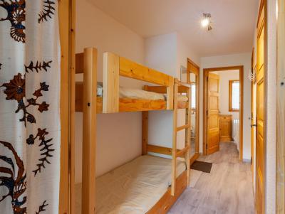 Аренда на лыжном курорте Апартаменты 2 комнат 5 чел. (B2) - La Résidence le Christmas - Méribel - Двухъярусные кровати