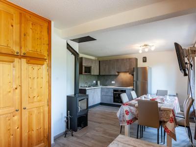 Аренда на лыжном курорте Апартаменты 2 комнат 5 чел. (B2) - La Résidence le Christmas - Méribel - Салон
